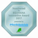 SURE FOOT® EQUINE STABILITY PROGRAM NOMINATED FOR INNOVATION AWARD