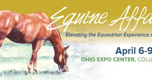 Wendy at Equine Affaire!